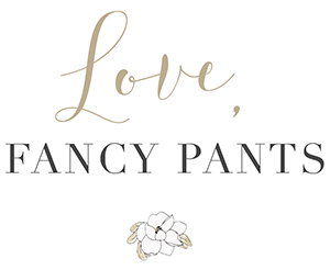 Love, Fancy Pants